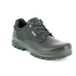 ECCO Casual Shoes - Black - 838034/51707 RUGGED GORE-TEX