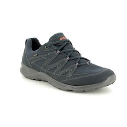 ECCO Trainers - Navy - 825754/00038 TERRACRUISE LT GORE-TEX