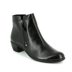 ECCO Boots - Ankle - Black - 264023/01001 TOUCH 35