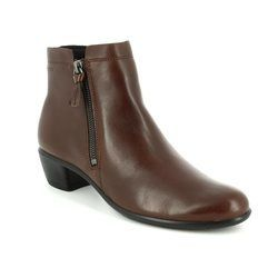 ECCO Boots - Ankle - Dark brown - 264023/01014 TOUCH 35