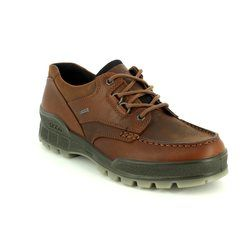 ECCO Smart Shoes - Brown - 001944/00741 TRACK II GORE-TEX