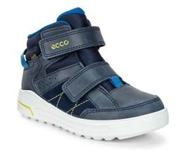 ECCO Boys Boots - Navy - 722192/50595 URBAN SNOW GORE-TEX
