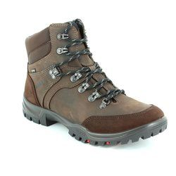 ECCO Boots - Brown - 811184/02072 XPED HI GORE-TEX
