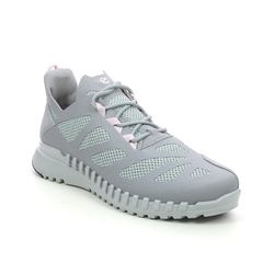 ECCO Trainers - Grey - 803783/58295 ZIPFLEX WOMEN'S