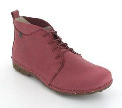 El Naturalista Boots - Ankle - Red - N974 /90 ANGKOR