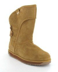 EMU Australia Boots - Ankle - Chestnut Brown - W10843/10 CHARLOTTE