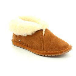 EMU Australia Slippers & Mules - Chestnut Brown - W10106/20 TALINGA