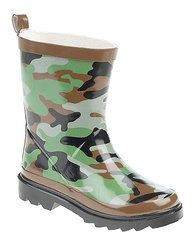 Exclusive to Begg Shoes Wellingtons                   - Various - W0208/20 CAMOUFLAG W208