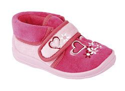 Exclusive to Begg Shoes Slippers - Pink - C0272/60 CANDI  CS272PK