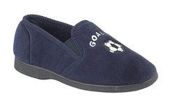 Exclusive to Begg Shoes Boys Shoes - Navy - BS485C7 GOAL     BS485