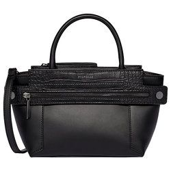 Fiorelli Handbags - Black croc - FH8713/35 ABBEY MINI GRAB