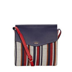 Fiorelli Handbags - Navy multi - FH8632/07 MIA LARGE