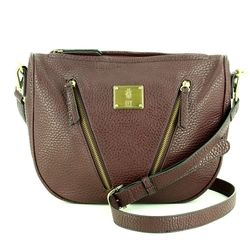 Fly London Handbags Burgundy P974634 Dami Bag