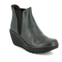Fly London Boots - Ankle - Metallic - P500431 YOSS