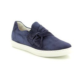 Gabor Trainers - Navy suede - 86.483.36 ACTOR