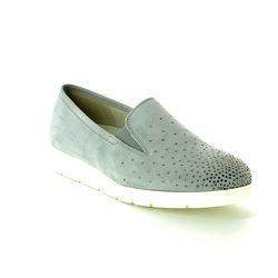 Gabor Trainers - LIGHT GREY SUEDE - 82.581.40 ANGELA