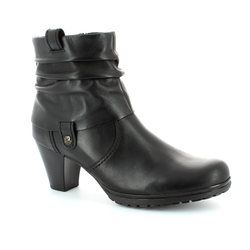 Gabor Boots - Ankle - Black - 36.083.57 COLLAR