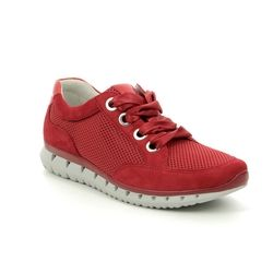 Gabor Trainers - Red - 24.250.15 FAVOURITE