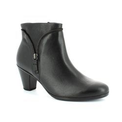 Gabor Boots - Ankle - Black - 35.614.27 GOLSPIE
