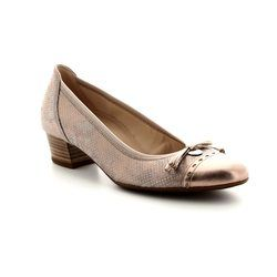 Gabor Court Shoes - Metallic - 82.203.22 ISLAY