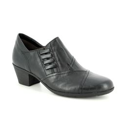 Gabor Shoe Boots - Navy Leather - 94.494.56 MARIA