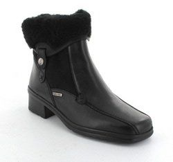 Gabor Boots - Ankle - Black - 36.701.57 ROZTEX