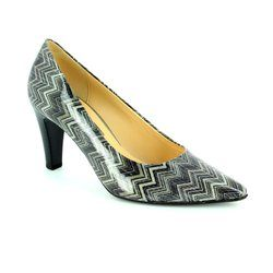 Gabor Heeled Shoes - Grey - 51.280.99 SARIKA