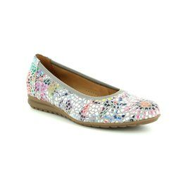Gabor Pumps - Grey multi - 82.620.24 SPLASH