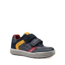 Geox Boys Shoes - Navy multi - J744AA/C4229 ARZACH BOY A