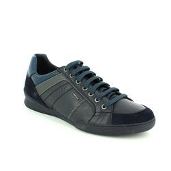 Geox Casual Shoes - Navy - U620EA/C4002 KRISTOF