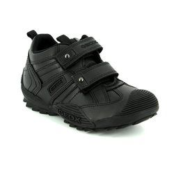 Geox Boys Shoes - Black - J0324G/C9999 SAVAGE G