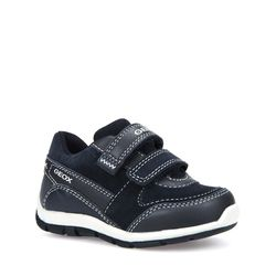 Geox Boys 1st Shoes & Prewalkers - Navy - B7232B/C4002 SHAAX B