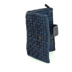 Gianni Conti Purses & Wallets                        - Blue - 4508446/43 PURSE INTERWEAV