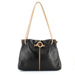 Gigi Handbags - Black-Honey - 4323/31 OTHTT 4323