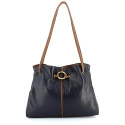 Gigi Handbags - Navy/tan - 4323/70 OTHTT 4323