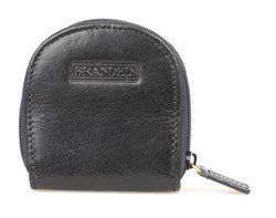 Golunski Purses & Wallets                        - Black - 0333/00 SR033 ZIP TOP COIN PURSE