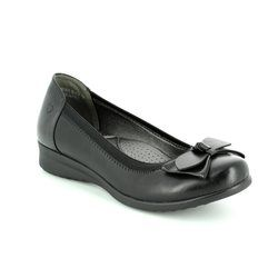 Heavenly Feet Pumps & Ballerinas - Black - 7225/30 ANNABEL