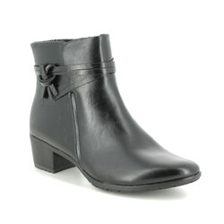 Heavenly Feet Boots - Ankle - Black - 9506/30 ANNIE