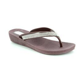 Heavenly Feet Sandals - Dark brown - 5003/20 MARTINI
