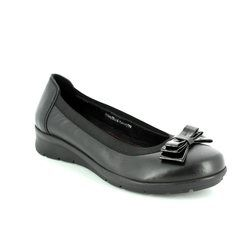 Heavenly Feet Pumps & Ballerinas - Black patent - 7227/40 STATEN