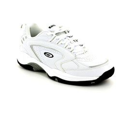 Hi-Tec Trainers & Canvas - White - 4414/60 BLAST LITE