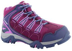 Hi-Tec Boys Boots                    - Purple multi - 6027/90 FORZA MID