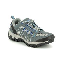 Hi-Tec Walking Shoes - Grey multi - 0003/22 JAGUAR