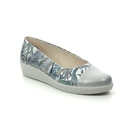 Hotter Pumps - Silver - 0109/01 ANGEL  E FIT