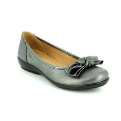 Hotter Pumps - Pewter - 7209/10 JEWEL