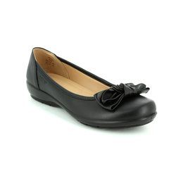 Hotter Pumps & Ballerinas - Black - 7209/30 JEWEL