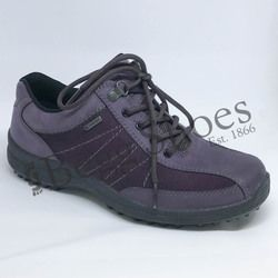 Hotter Walking Shoes - Purple - 8113/95 MIST GTX E FIT