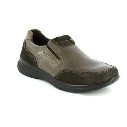 IMAC Casual Shoes - Brown waxy - 80938/2426017 BACKERSLIP TEX