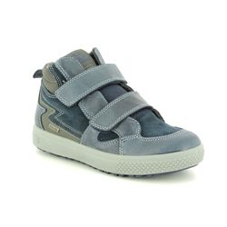 IMAC Boys Boots - Navy - 1708/8745018 BARTH TEX