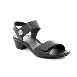 IMAC Sandals - Black - 109100/140011 CARVEL